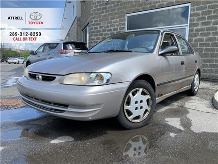 1998 Toyota Corolla VE AUTOMATIC, AIIR CONDITION (Stk: 9093) in Brampton - Image 1 of 16