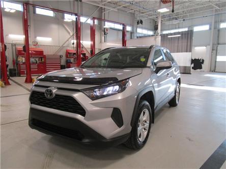 2019 Toyota RAV4 LE (Stk: 7921) in Moose Jaw - Image 1 of 36