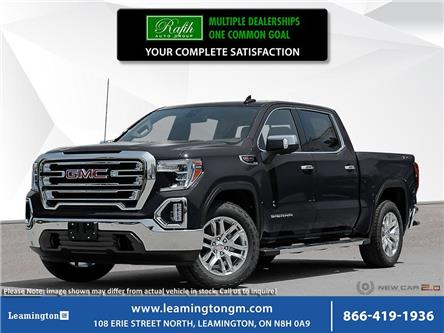 2020 GMC Sierra 1500 SLT (Stk: 20-510) in Leamington - Image 1 of 11