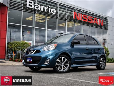 2015 Nissan Micra SR (Stk: 19790A) in Barrie - Image 1 of 26