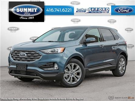 2020 Ford Edge Titanium (Stk: 20H7829) in Toronto - Image 1 of 23