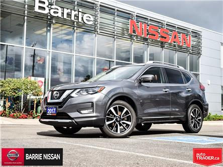 2017 Nissan Rogue SL Platinum (Stk: P4676) in Barrie - Image 1 of 30