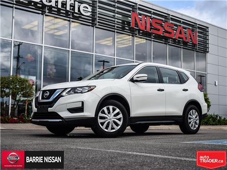 2017 Nissan Rogue S (Stk: P4688) in Barrie - Image 1 of 18