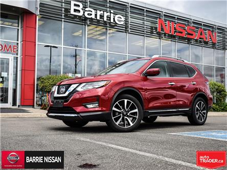 2017 Nissan Rogue SL Platinum (Stk: P4697) in Barrie - Image 1 of 19