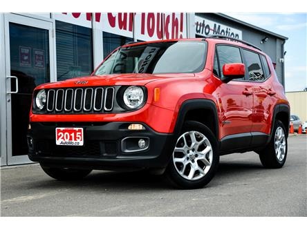 2015 Jeep Renegade North (Stk: 20520) in Chatham - Image 1 of 23