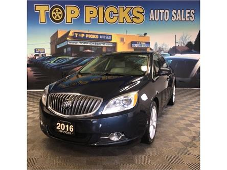 2016 Buick Verano Leather (Stk: 145164) in NORTH BAY - Image 1 of 27