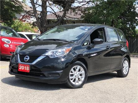 2018 Nissan Versa Note SV |BACKUP CAM | AUTOMATIC |BLUETOOTH (Stk: 5703) in Stoney Creek - Image 1 of 18