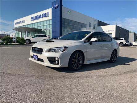 2017 Subaru WRX  (Stk: P03931) in RICHMOND HILL - Image 1 of 10
