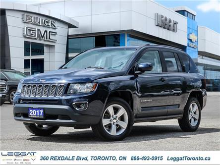 2017 Jeep Compass Sport/North (Stk: 276024A) in Etobicoke - Image 1 of 28