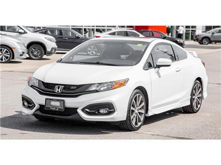 2015 Honda Civic Coupe 2dr Man Si (Stk: 100889P) in Brampton - Image 1 of 29