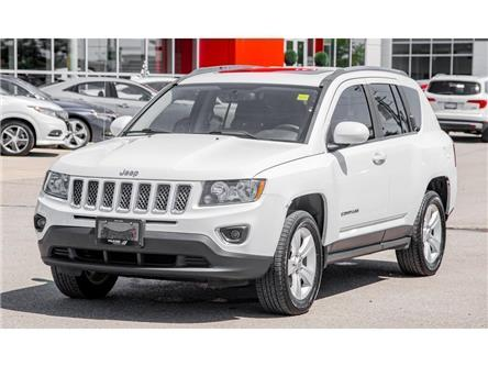 2016 Jeep Compass 4WD 4dr High Altitude (Stk: 771003T) in Brampton - Image 1 of 25