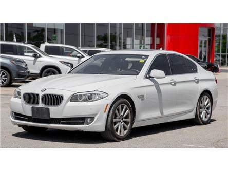 2012 BMW 5 Series 4dr Sdn 528i xDrive AWD | LUXURY SPORT SEDAN (Stk: w10951T) in Brampton - Image 1 of 29