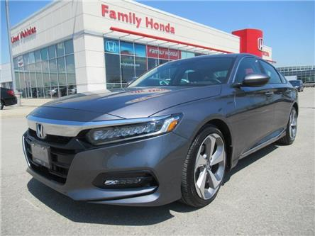 2020 Honda Accord Touring 1.5T (Stk: 0801210) in Brampton - Image 1 of 24