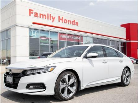 2020 Honda Accord Touring 1.5T (Stk: 0801657) in Brampton - Image 1 of 17