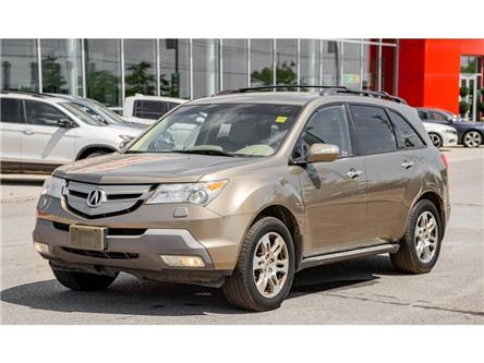 2009 Acura MDX AWD 4dr Tech Pkg (Stk: 001867T) in Brampton - Image 1 of 28