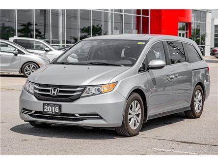 2016 Honda Odyssey 4dr Wgn EX-L w-Navi (Stk: 509817P) in Brampton - Image 1 of 29