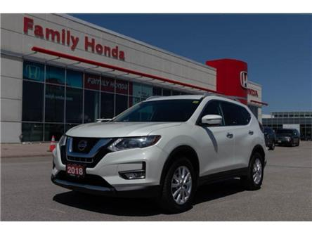 2018 Nissan Rogue AWD SV | BACK UP CAM | BLUETOOTH | HEATED SEATS! (Stk: 793074R) in Brampton - Image 1 of 10