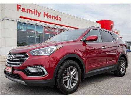2018 Hyundai Santa Fe Sport 2.4L AWD | HEATED SEATS | GREAT CONDITION ! (Stk: 551486R) in Brampton - Image 1 of 23