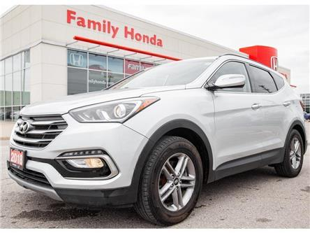 2018 Hyundai Santa Fe Sport 2.4L Premium AWD | HEATED STEERING | BACKUP CAM | (Stk: 547131R) in Brampton - Image 1 of 21