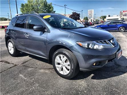 2014 Nissan Murano SV (Stk: 2610A) in Windsor - Image 1 of 13