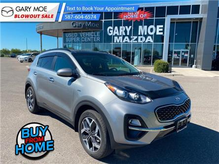 2020 Kia Sportage EX (Stk: ML0298A) in Lethbridge - Image 1 of 30