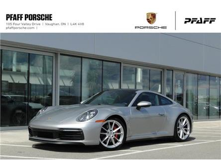 2020 Porsche 911 Carrera S Coupe (992) (Stk: U8790) in Vaughan - Image 1 of 18