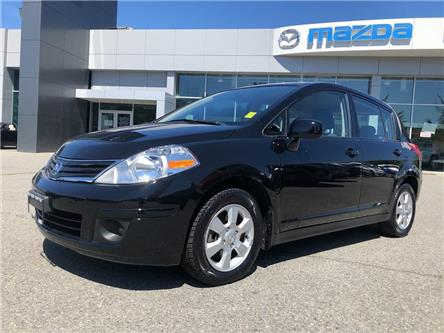 2010 Nissan Versa 1.8 SL (Stk: 636122J) in Surrey - Image 1 of 15