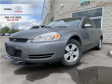 2007 Chevrolet Impala LS POWER SEAT, SPOILER, ALLOY WHEELS, STEERING WHE (Stk: 46868A) in Brampton - Image 1 of 22