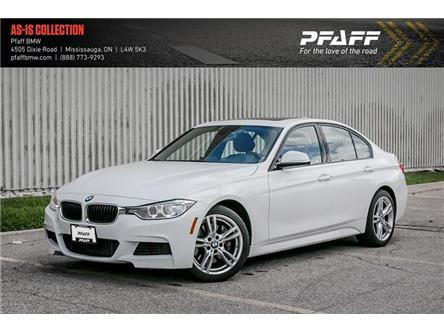 2013 BMW 335i xDrive (Stk: 23611A) in Mississauga - Image 1 of 22