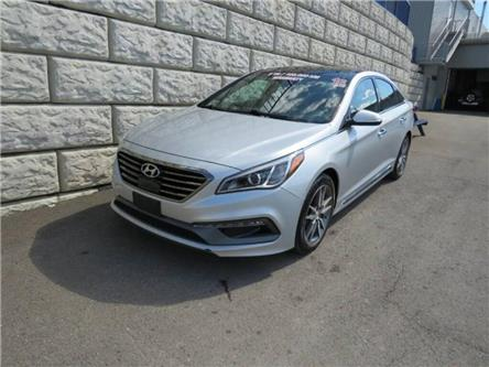 2016 Hyundai Sonata 2.0T Sport Ultimate (Stk: D00951A) in Fredericton - Image 1 of 18