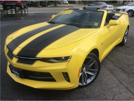 2017 Chevrolet Camaro  (Stk: A9129) in Sarnia - Image 1 of 30
