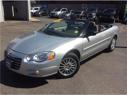 2006 Chrysler Sebring Touring (Stk: A7287A1) in Sarnia - Image 1 of 30