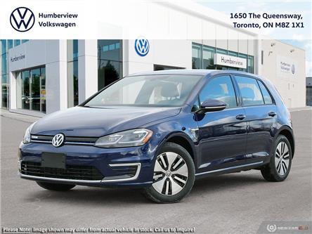 2020 Volkswagen e-Golf Comfortline (Stk: 97919) in Toronto - Image 1 of 22