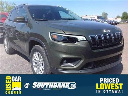 2019 Jeep Cherokee North (Stk: D00025) in OTTAWA - Image 1 of 28