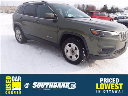 2019 Jeep Cherokee North (Stk: D00020) in OTTAWA - Image 1 of 20