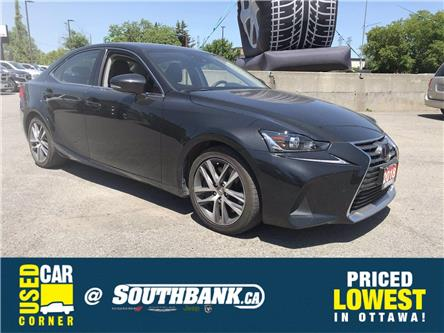 2018 Lexus IS 300 Base (Stk: 922672) in OTTAWA - Image 1 of 19