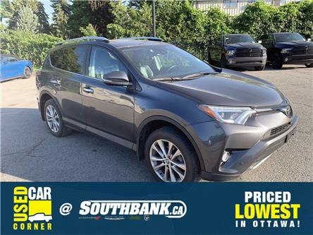 2016 Toyota RAV4 Limited (Stk: 1912251) in OTTAWA - Image 1 of 20