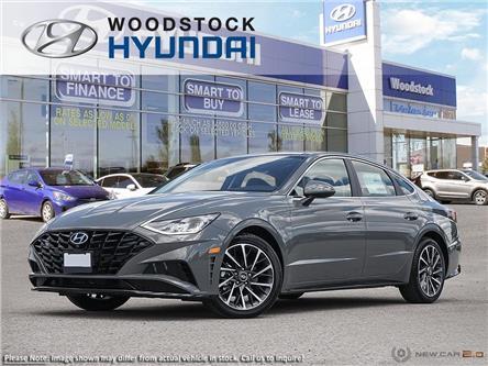 2020 Hyundai Sonata Luxury (Stk: SA20008) in Woodstock - Image 1 of 23