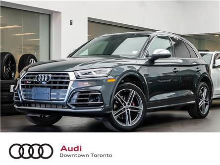 2018 Audi SQ5 3.0T Technik (Stk: P3832) in Toronto - Image 1 of 8