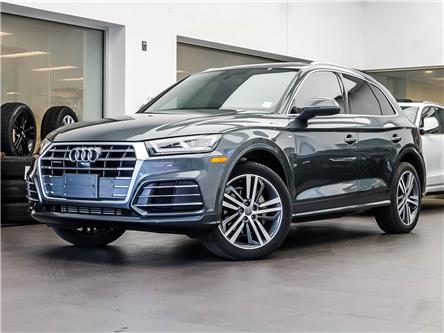 2018 Audi Q5 2.0T Technik (Stk: P3844) in Toronto - Image 1 of 9