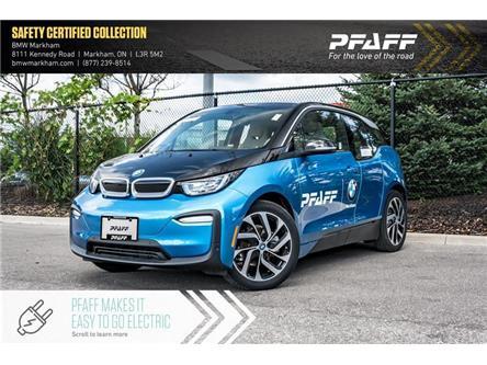 2018 BMW i3 Base w/Range Extender (Stk: I208) in Markham - Image 1 of 22