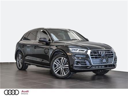 2018 Audi Q5 2.0T Technik (Stk: PA713) in Ottawa - Image 1 of 21