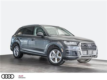 2019 Audi Q7 55 Progressiv (Stk: PA717) in Ottawa - Image 1 of 22