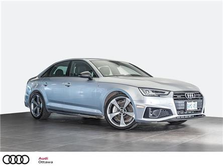 2019 Audi A4 45 Progressiv (Stk: PA722) in Ottawa - Image 1 of 20