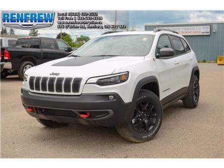 2020 Jeep Cherokee Trailhawk (Stk: L037) in Renfrew - Image 1 of 28