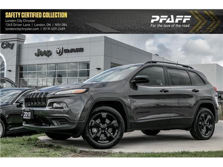 2018 Jeep Cherokee Sport (Stk: LC9816A) in London - Image 1 of 21