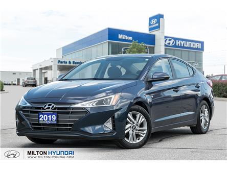 2019 Hyundai Elantra Preferred (Stk: 857588) in Milton - Image 1 of 19