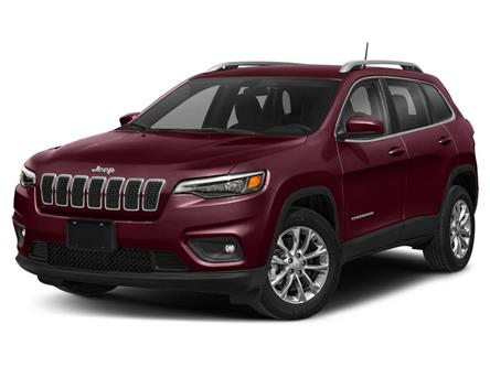 2020 Jeep Cherokee Trailhawk (Stk: L-615A) in Calgary - Image 1 of 9