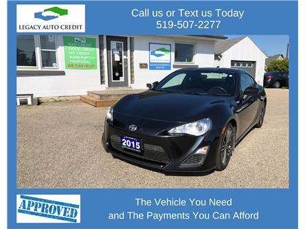 2015 Scion FR-S Base (Stk: L8578R) in Waterloo - Image 1 of 17