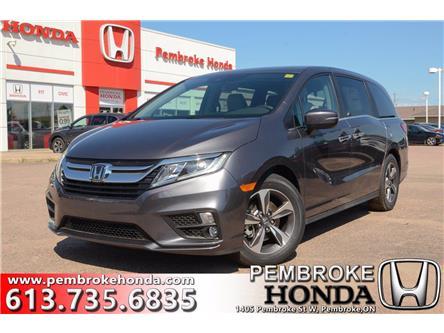 2020 Honda Odyssey EX-RES (Stk: 20124) in Pembroke - Image 1 of 26